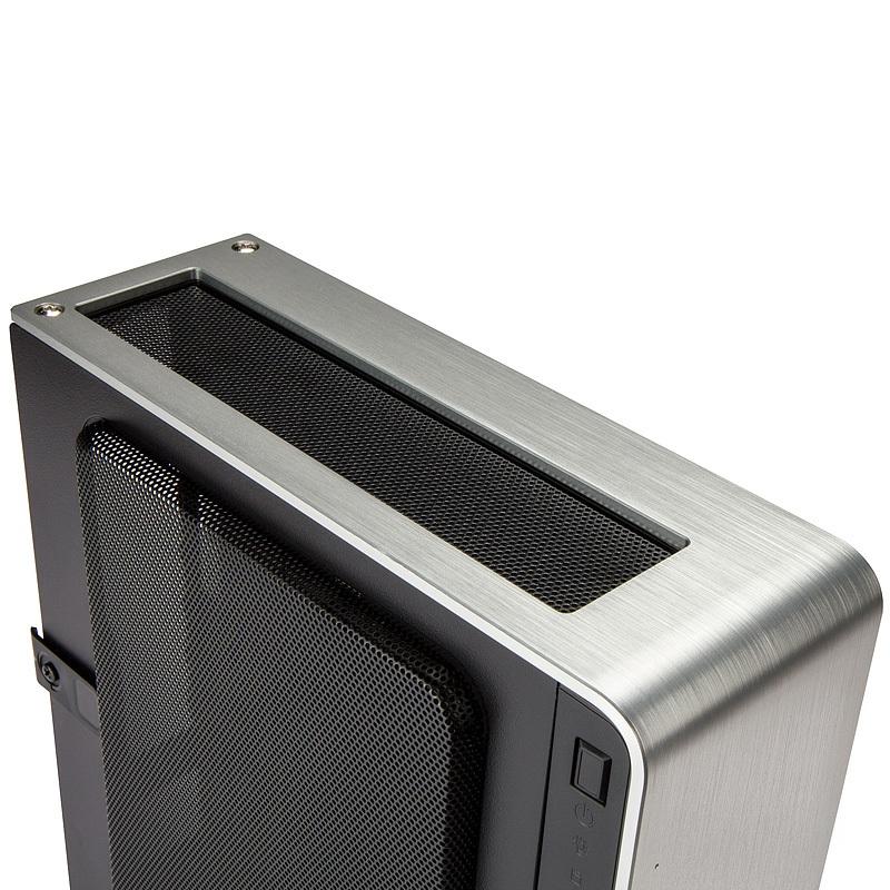 c2f81d1dc2 INWIN インウィン Mini-ITX PCケース ショパン Chopin シルバー [IW ...