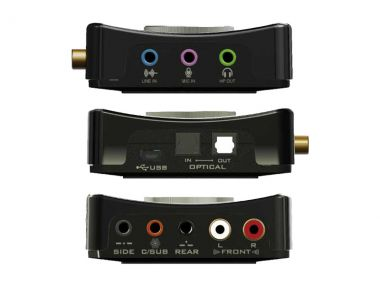 HighQuality USB Audio 2.0