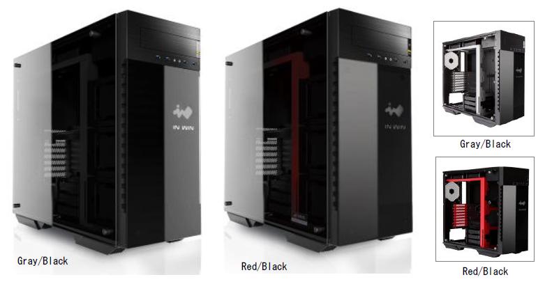 In Winより、E-ATXマザー対応フルタワーPCケース「509」を発売致し ...